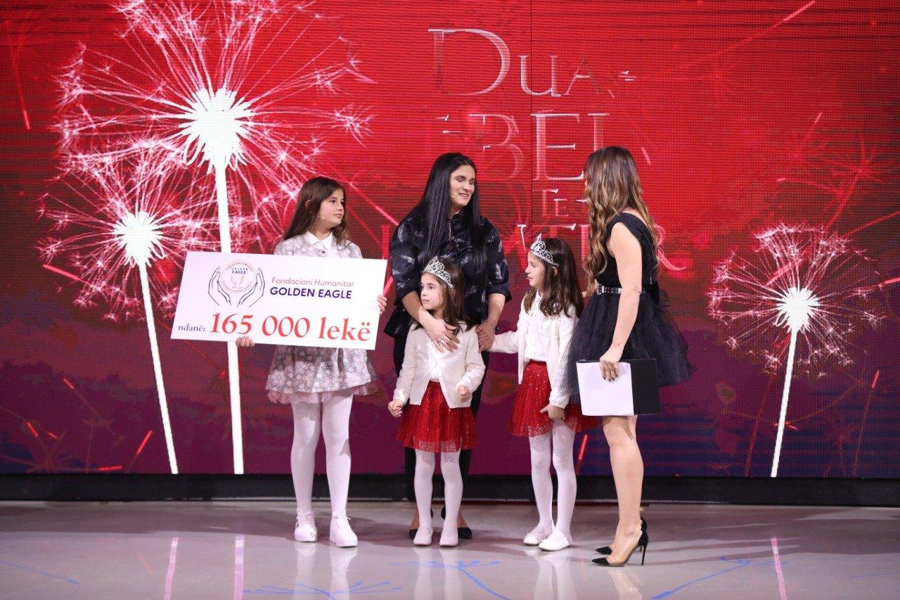 """Fondacioni """"Golden Eagle"""" ndihmon nënën e sëmurë që lufton prej kohësh me tumorin"""