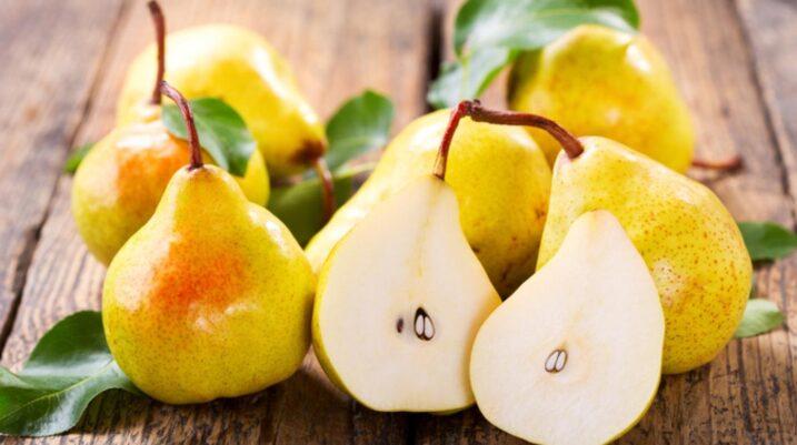 Dobitë nga konsumimi i dardhës
