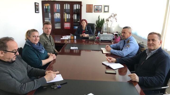 Suharekë: Gjendja e sigurisë e qetë dhe stabile, 4 vjedhje, 5 të arrestuar dhe 1 aksident trafiku