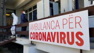 COVID-19 në Kosovë, 5.486 raste aktive dhe 99.097 të shëruar