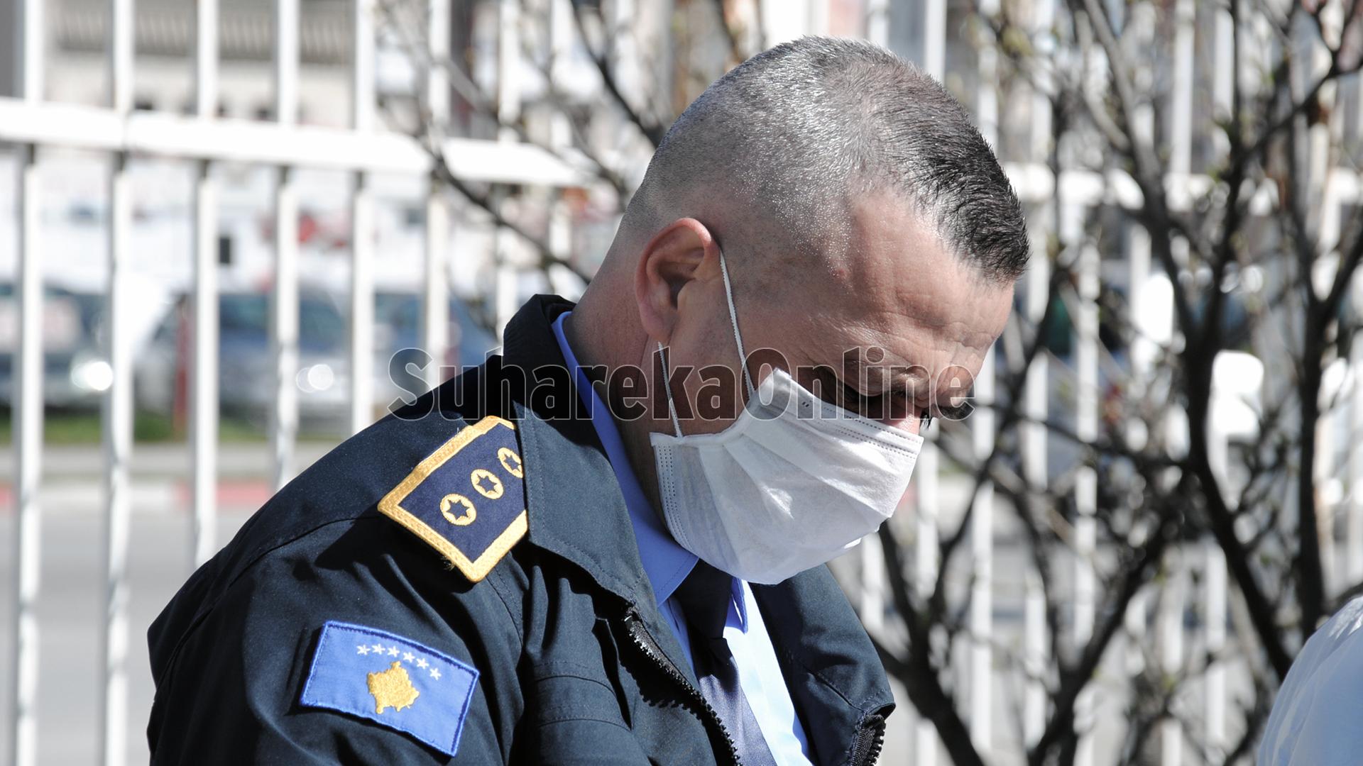 Policia e Suharekës për 14 ditë dënoi 400 qytetarë në bazë të ligjit anti-COVID