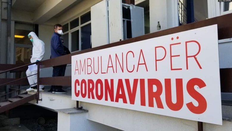 Edhe 2 të vdekur nga COVID-19 në Kosovë