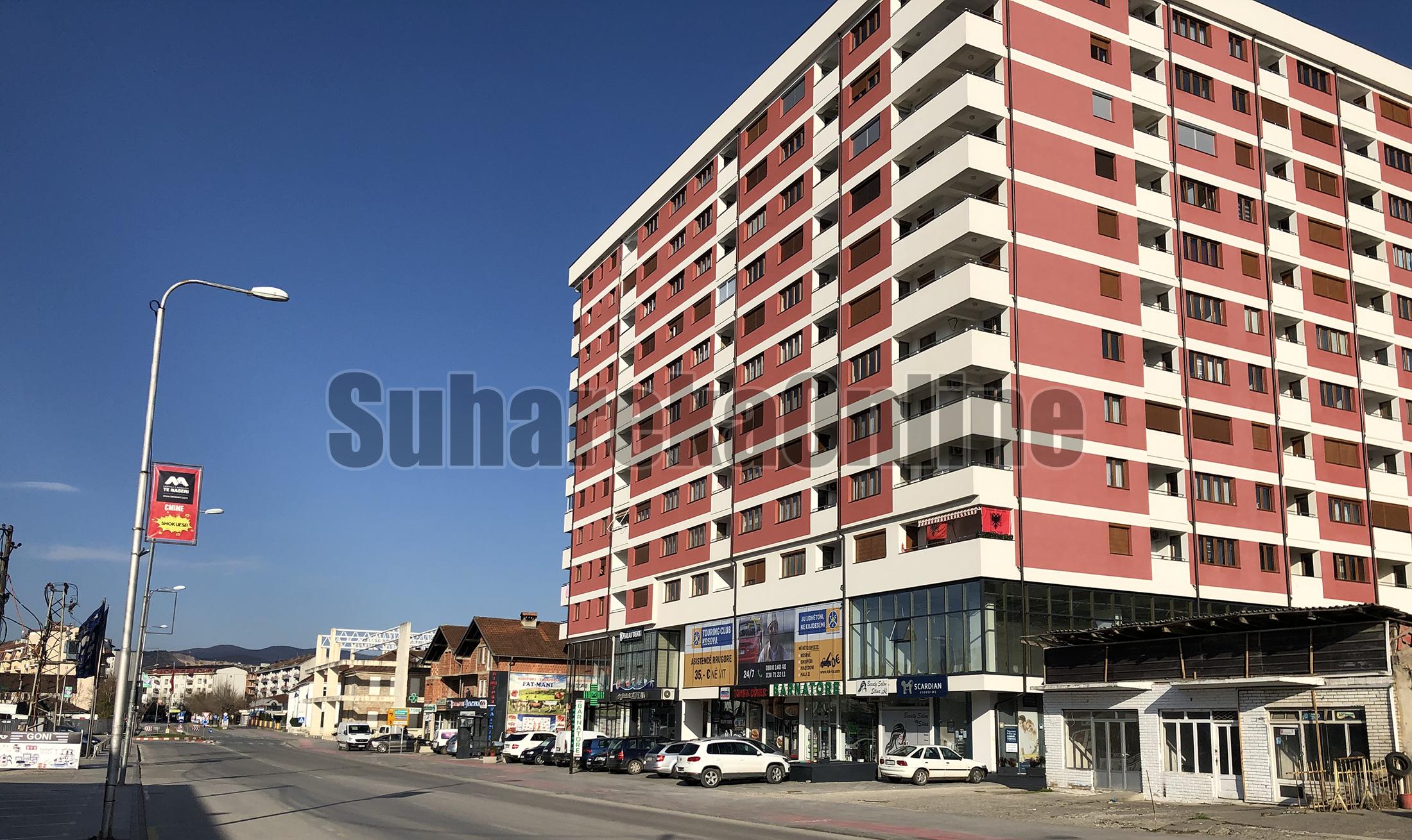4 raste të reja me COVID-19 në Suharekë, 250 në tërë Kosovën