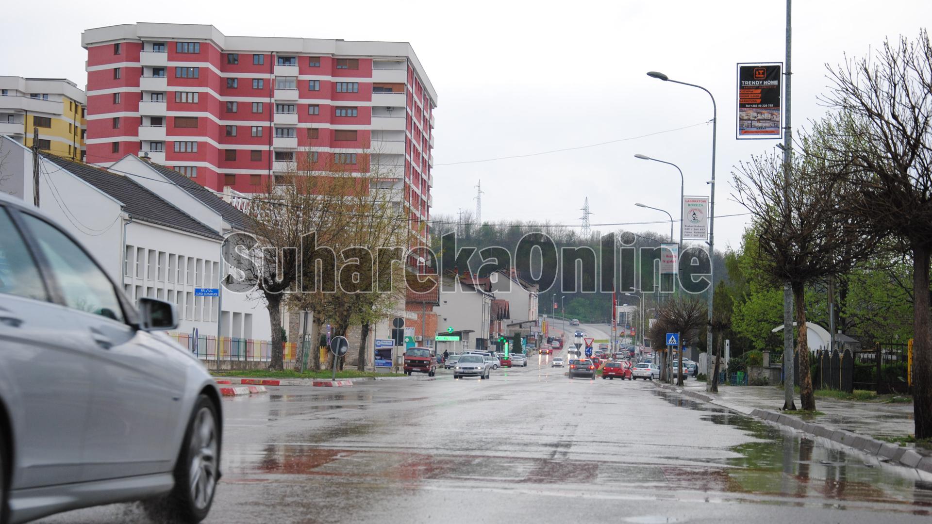 Kategorizimi i komunave, Komuna e Suharekës mbetet në zonën e verdhë