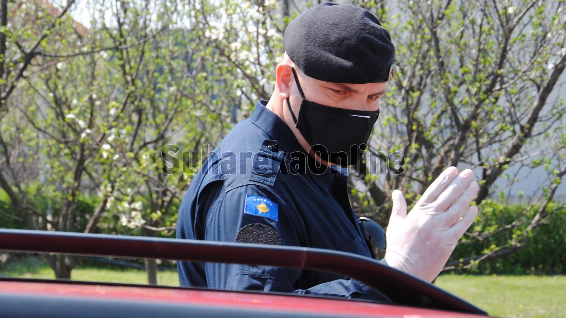 Për 24 orë policia dënoi 829 qytetarë për mosrespektim të masave anti-COVID