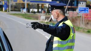 Nuk respektuan masat anti-COVID, policia dënon mbi 700 persona