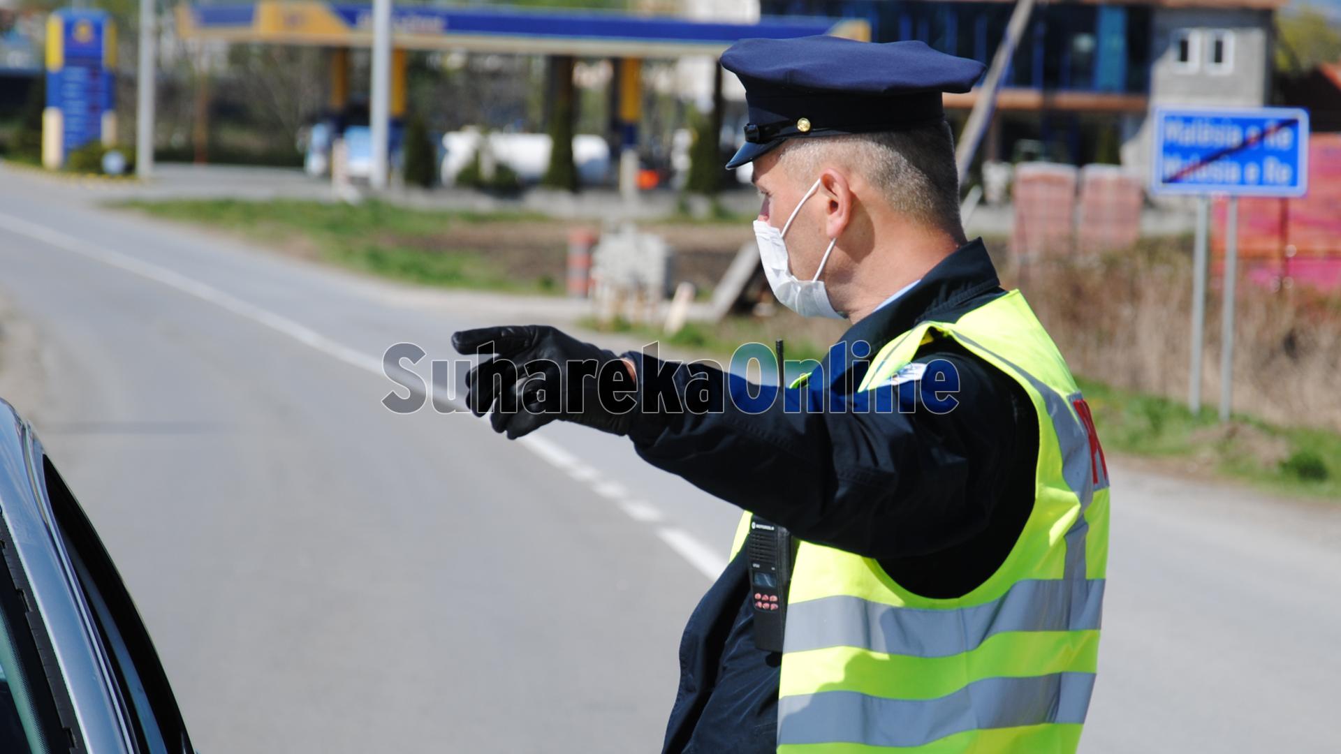 39 aksidente dhe 1370 gjoba trafiku brenda një dite në Kosovë