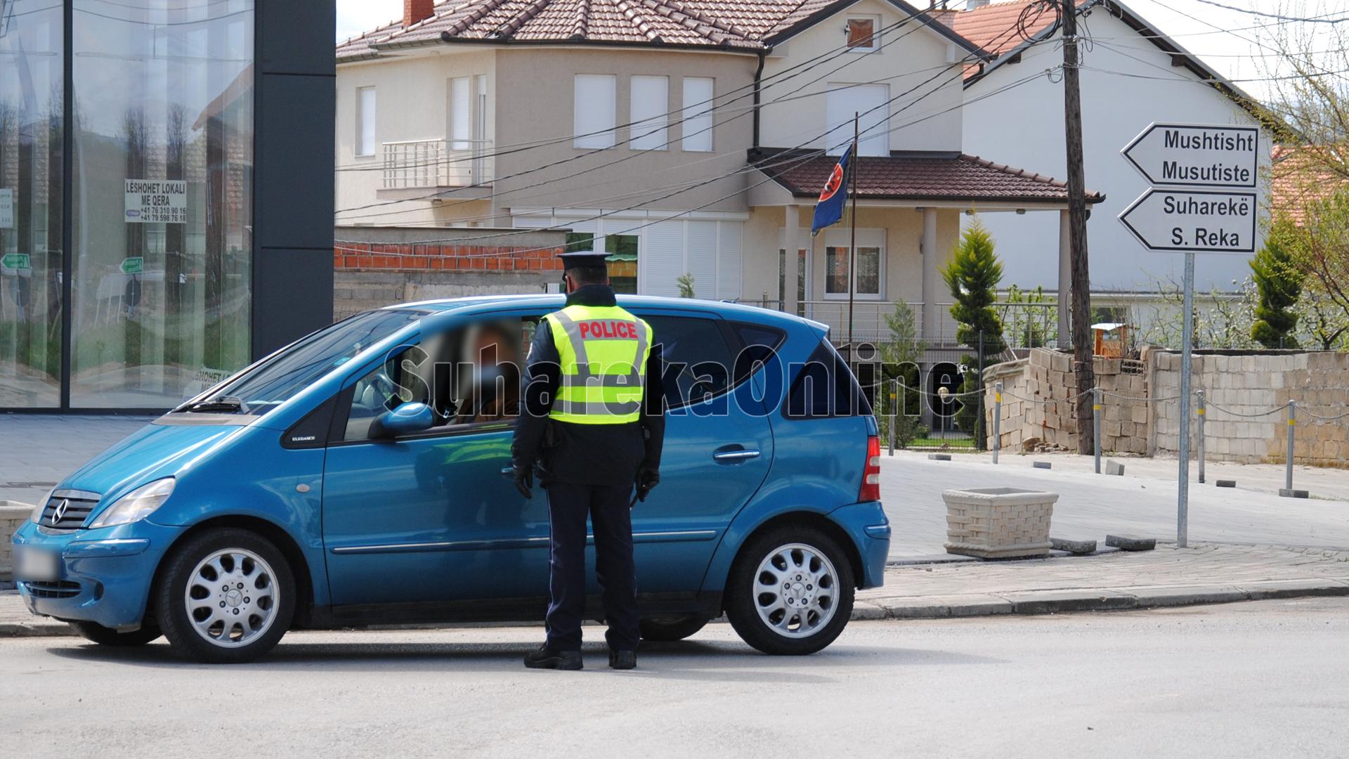 Brenda 24 ore – 52 aksidente dhe afër 1,500 tiketa trafiku