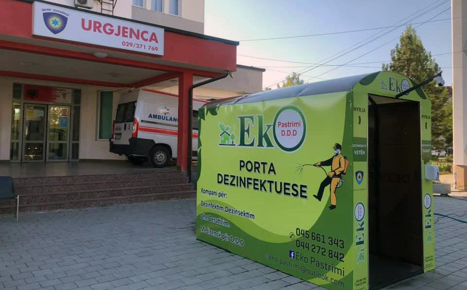1250 raste aktive me COVID-19 në Kosovë, 12 prej tyre në Suharekë