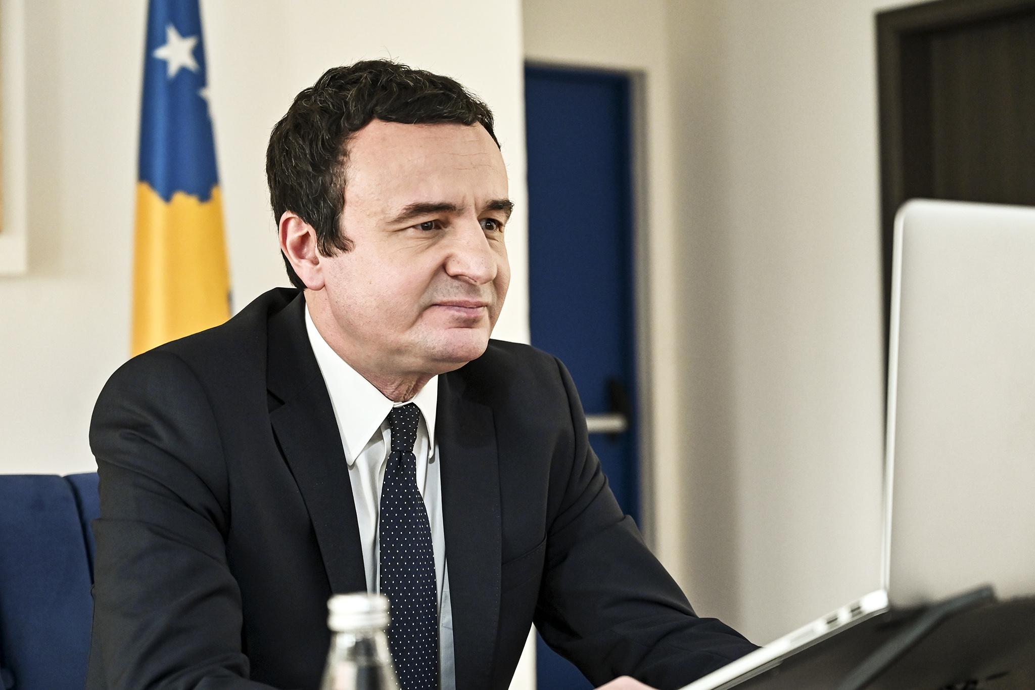 Kurti kërkon liberalizimin e vizave në BE