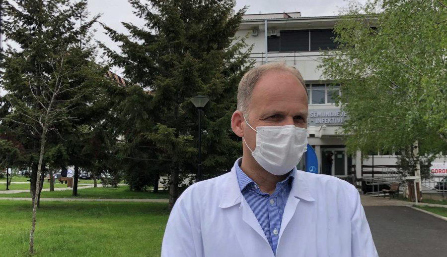 Në spitalet rajonale dhe në QKUK momentalisht janë duke u trajtuar 303 pacientë me COVID-19