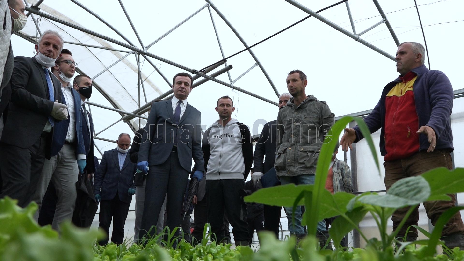 Kompensimi i dëmeve nga reshjet e shiut dhe subvencionimi i bujqëve do të bëhet javën e ardhshme