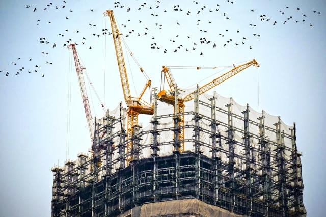 Në periudhën prill-qershor të 2020 krahasuar me atë të 2019, ndërtimi shënoi rënie për 47%