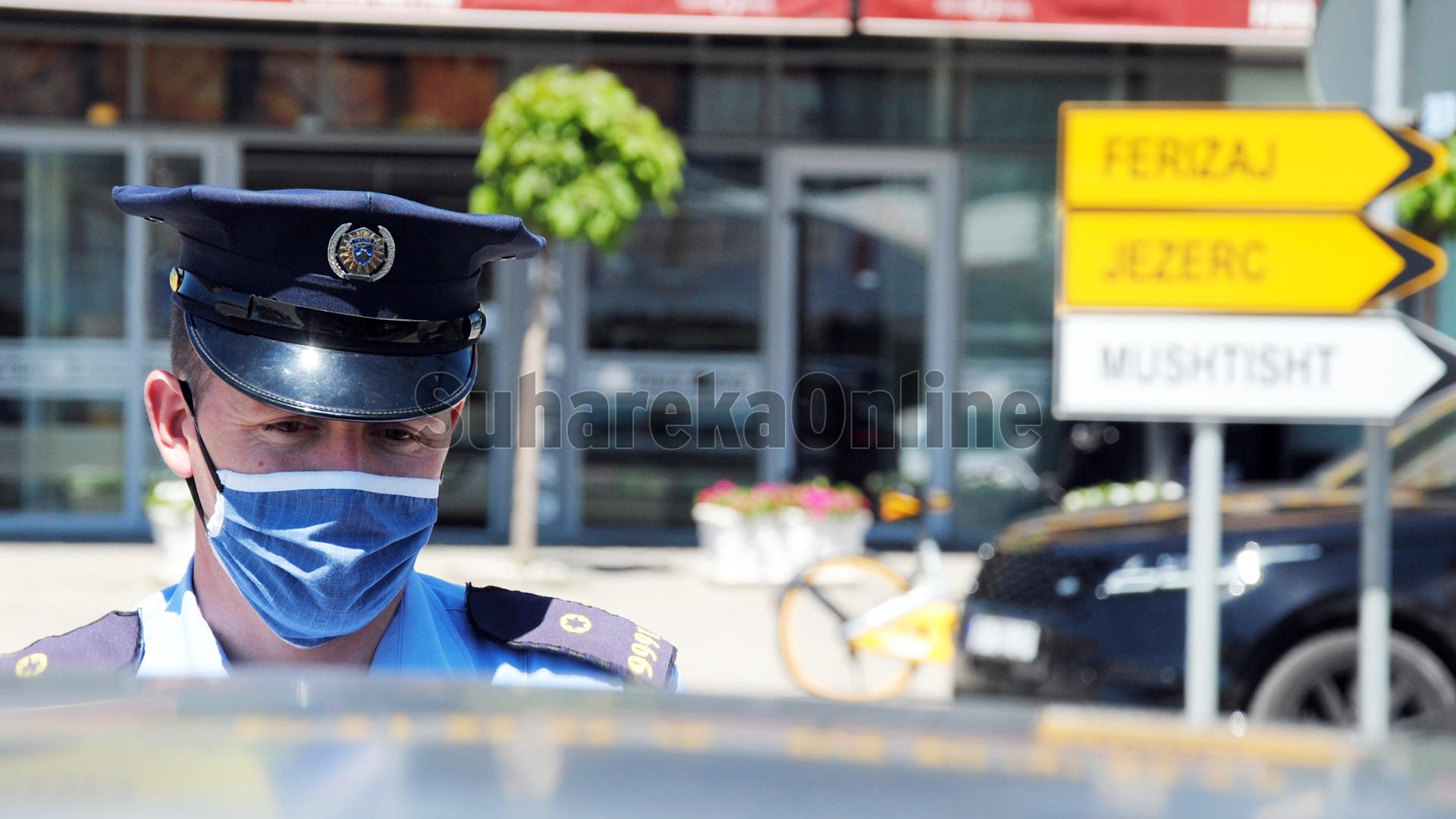 Policia dënon mbi 800 qytetarë në ditën e dytë me masa të reja anti-COVID