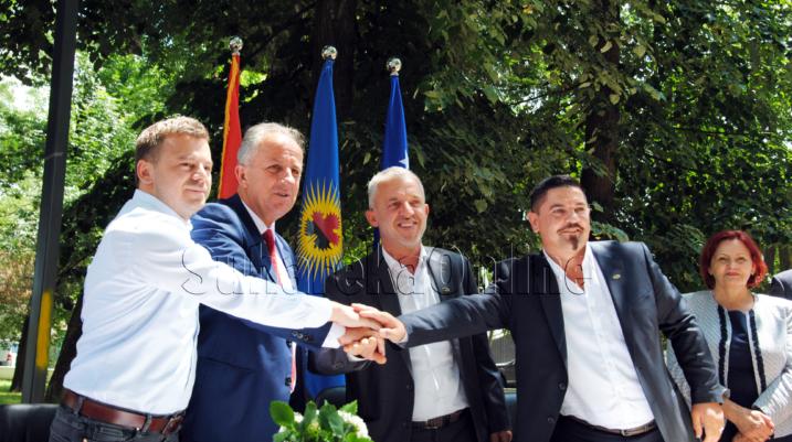 """""""Jetimat e Ballkanit"""" bashkë me Komunën do të ndërtojnë 30 shtëpi në Suharekë"""