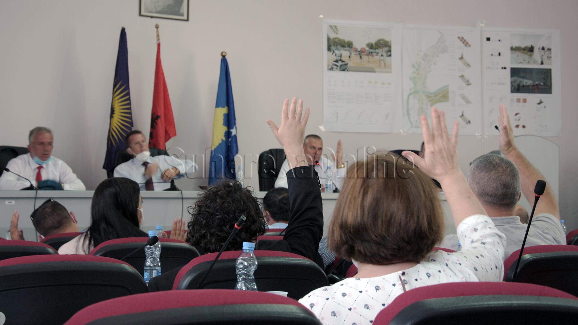 """Themelimi i """"Teatrit të Qytetit"""" në Suharekë, Ministria e Kulturës kthen përgjigje negative"""