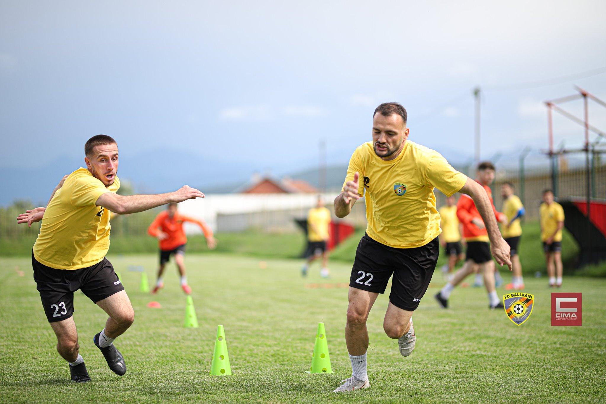 """Ndeshja Ballkani – LLapi, """"luanët"""" e Ismet Munishit kërkojnë tre pikë"""