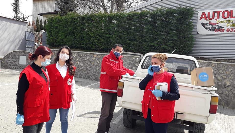 Familjet në nevojë, Kryqi i Kuq-Suharekë kërkon ndihmën e bizneseve dhe qytetarëve