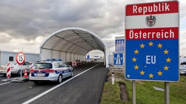 Brenda 2 jave, 12 persona me COVID-19 kanë shkuar nga Kosova në Austri