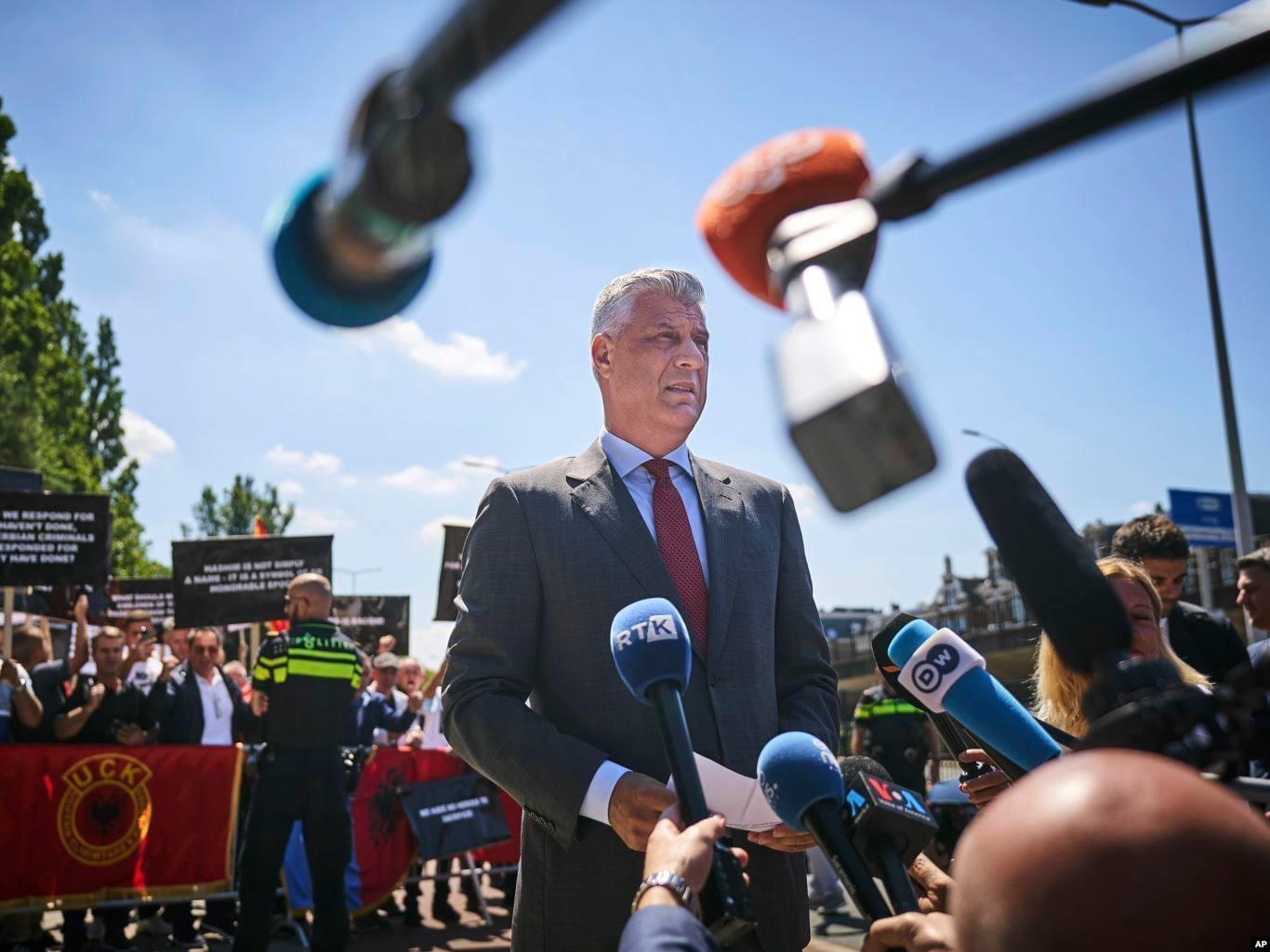 Edhe sot vazhdon intervistimi i Thaçit nga Prokuroria Speciale në Hagë