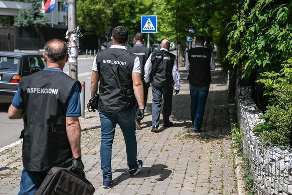 Për vetëm 4 ditë, inspektorët kanë dënuar 387 persona dhe 29 biznese