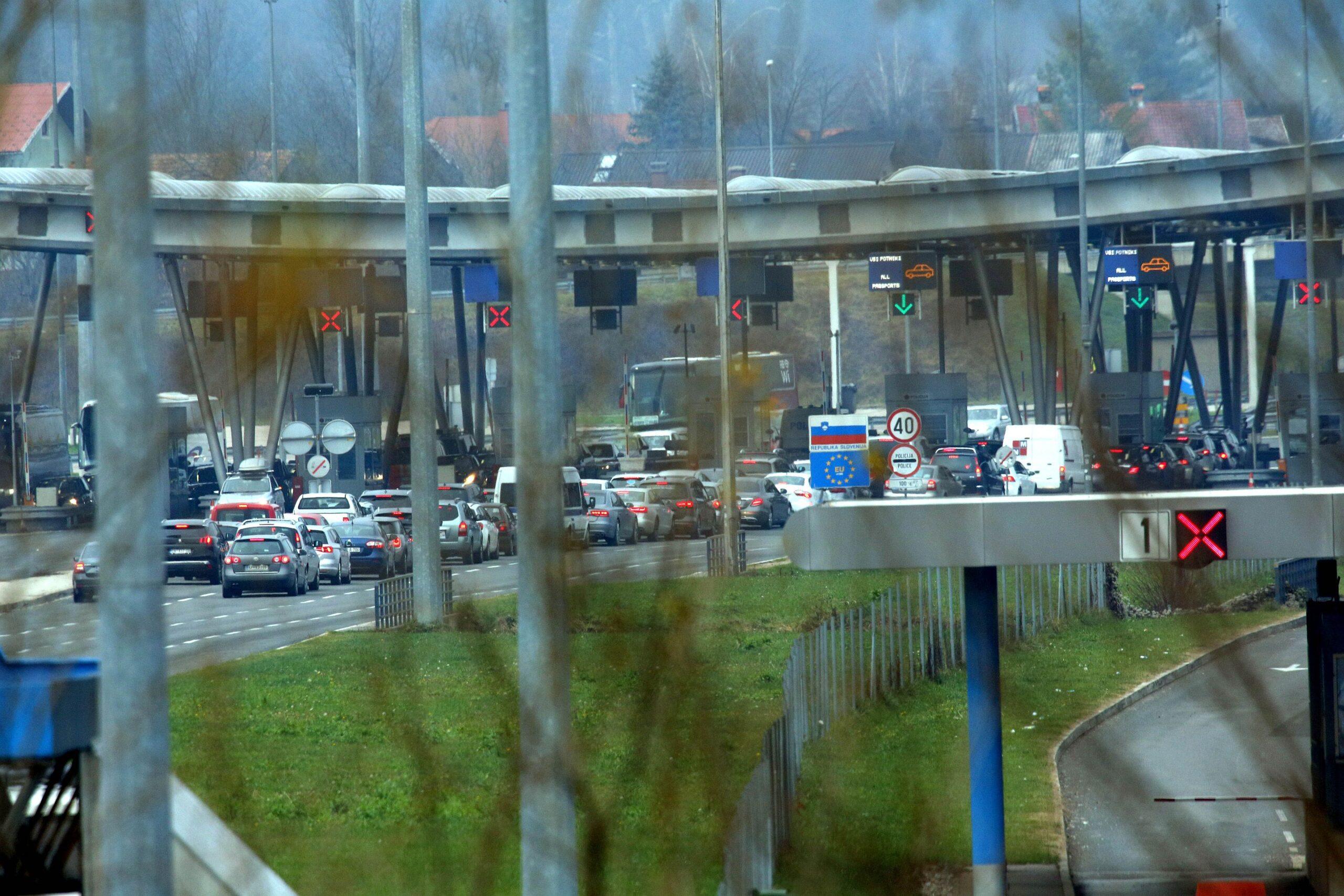 Për dy ditë Sllovenia fut në karantinë 775 udhëtarë nga Ballkani