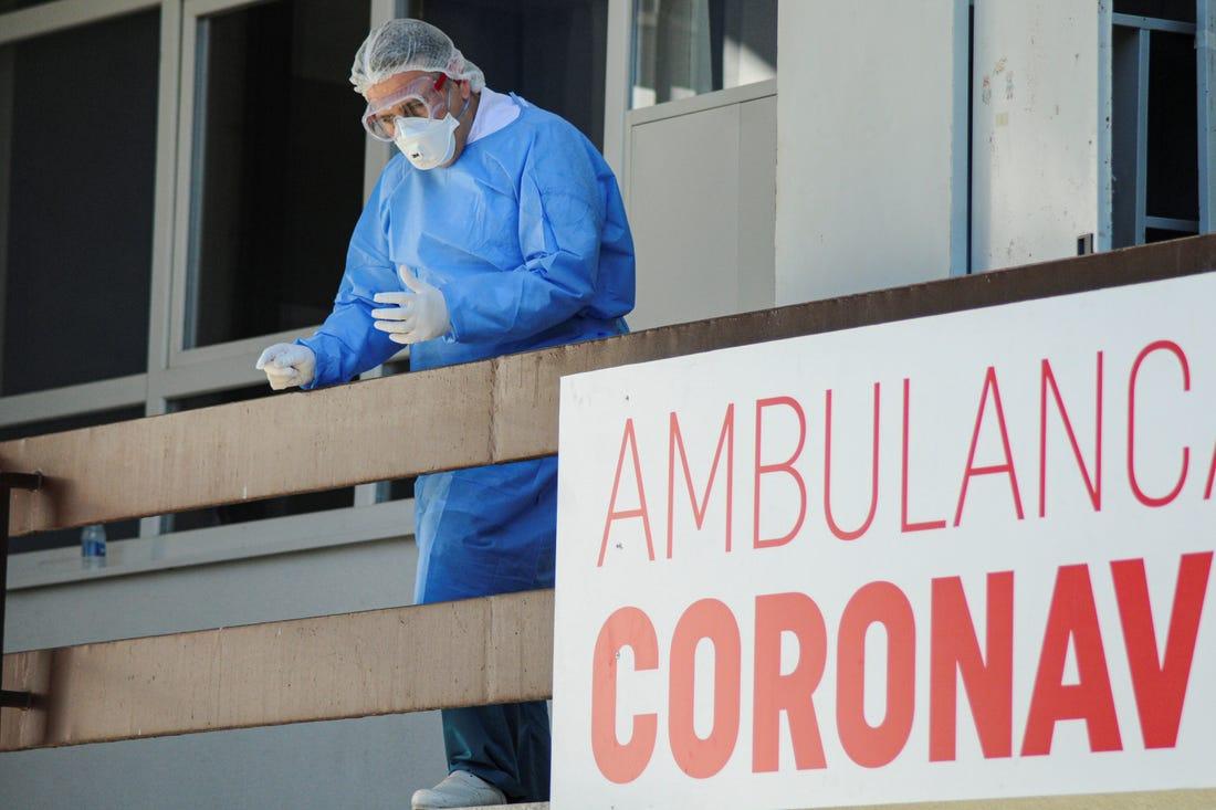 526 pacientë të infektuar me COVID-19 po trajtohen në spitalet e Kosovës