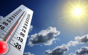 Mot shumë i ngrohtë dhe me diell, temperaturat deri në 26 gradë