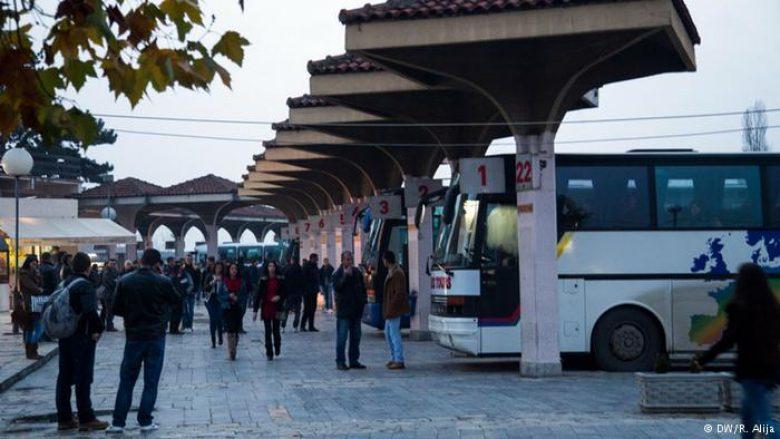 Lejuan udhëtarë pa maska, Inspektorati i Shtimes gjobit me nga 1 mijë euro dy autobusë nga Prizreni