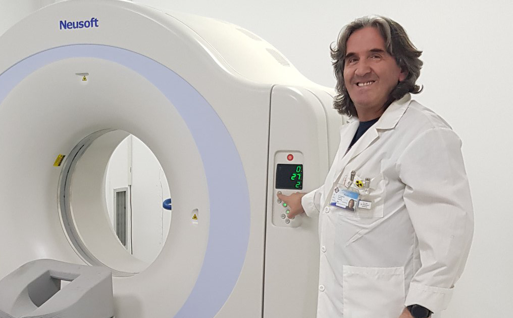 Radiologu Krasniqi nga Prizreni, tregon pamjet e mushkërive të pacientëve me COVID-19
