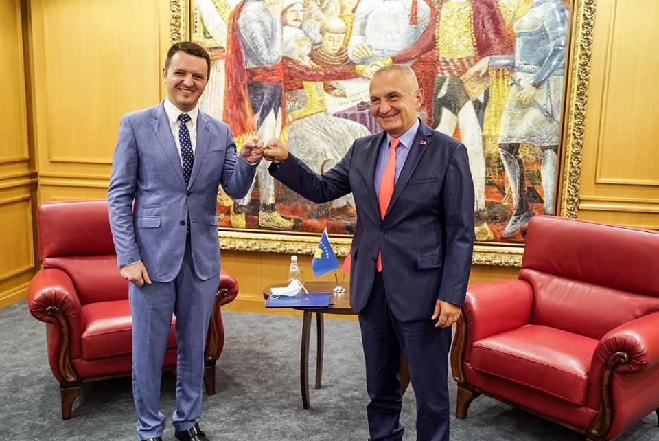 Selimi takohet me Metën: Uniteti, çelës për fuqizimin e faktorit shqiptar në rajon