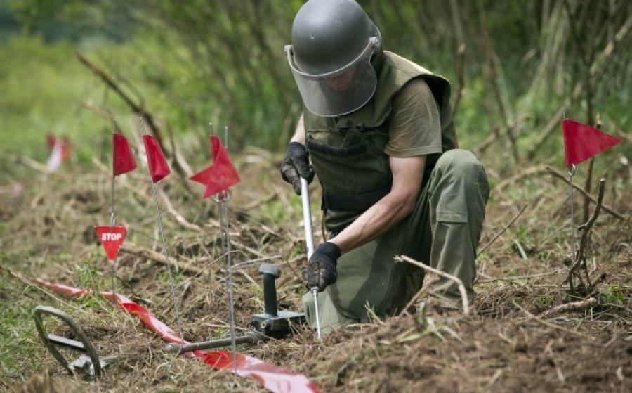 FSK-ja tërheq një mjet të pashpërthyer në Suharekë