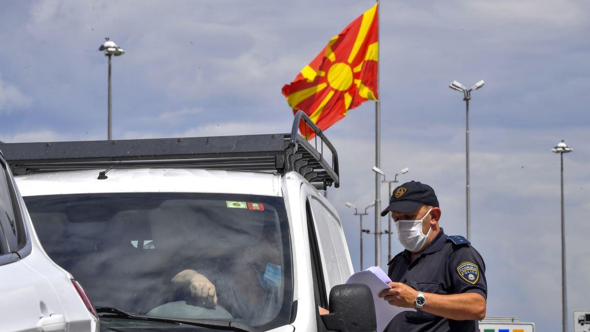 Nga sot kufiri me Maqedoninë kalohet pa test PCR