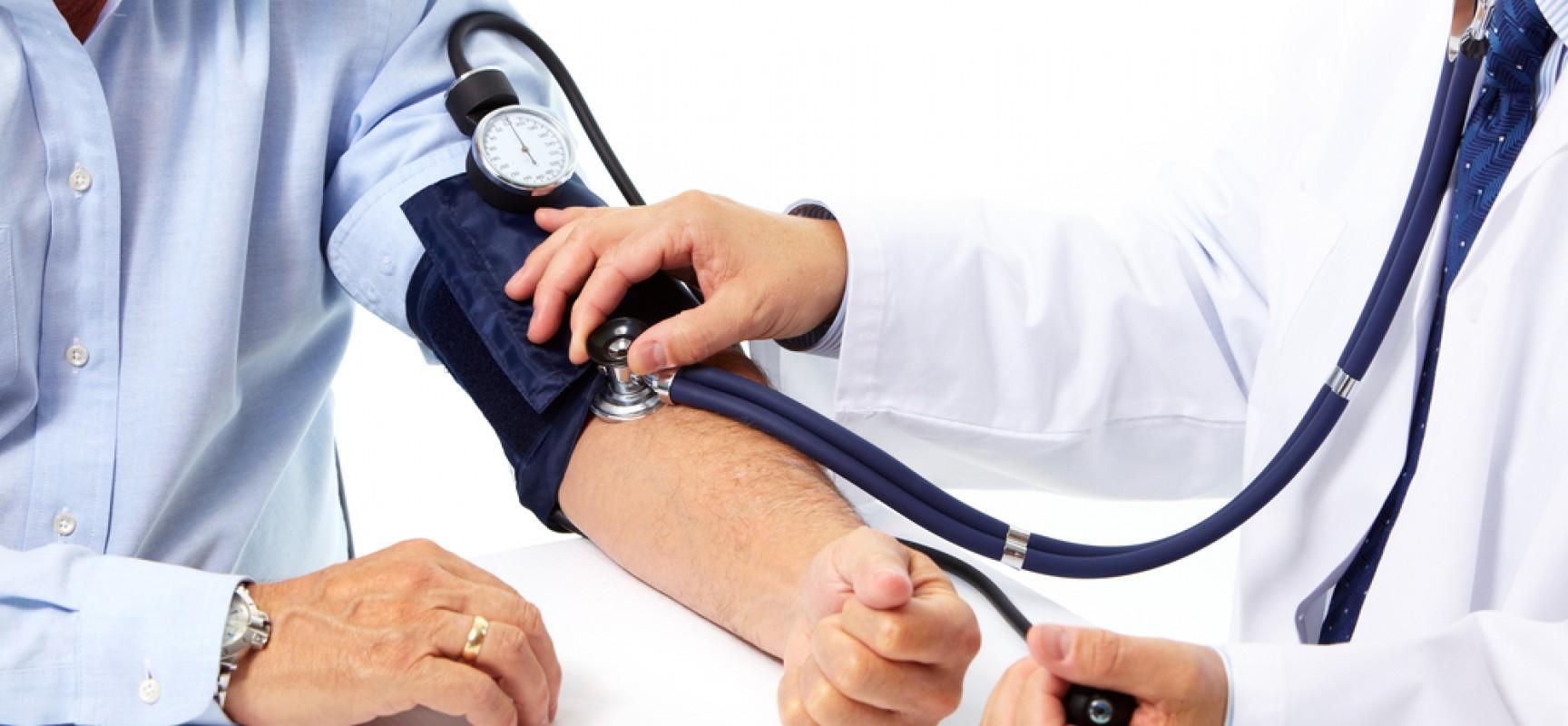 A ndikon mungesa e vitaminës D tek tensioni i lartë i gjakut?