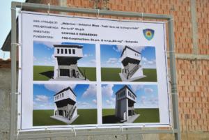 Vendoset gur themeli i shtëpisë muze të heroit, Fadil Vata