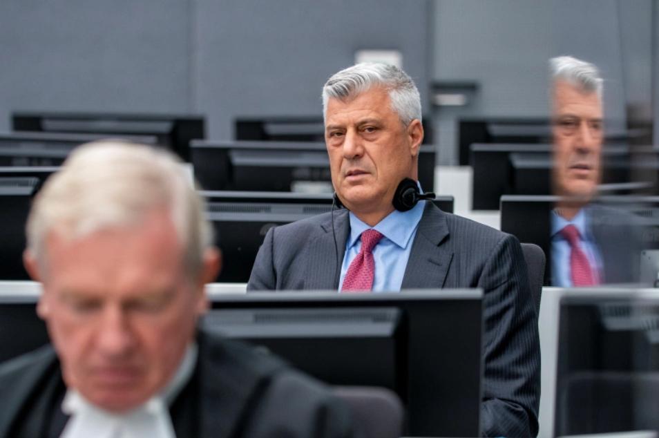 Specialja ua refuzon kërkesën Thaçit dhe të tjerëve për lirim të përkohshëm