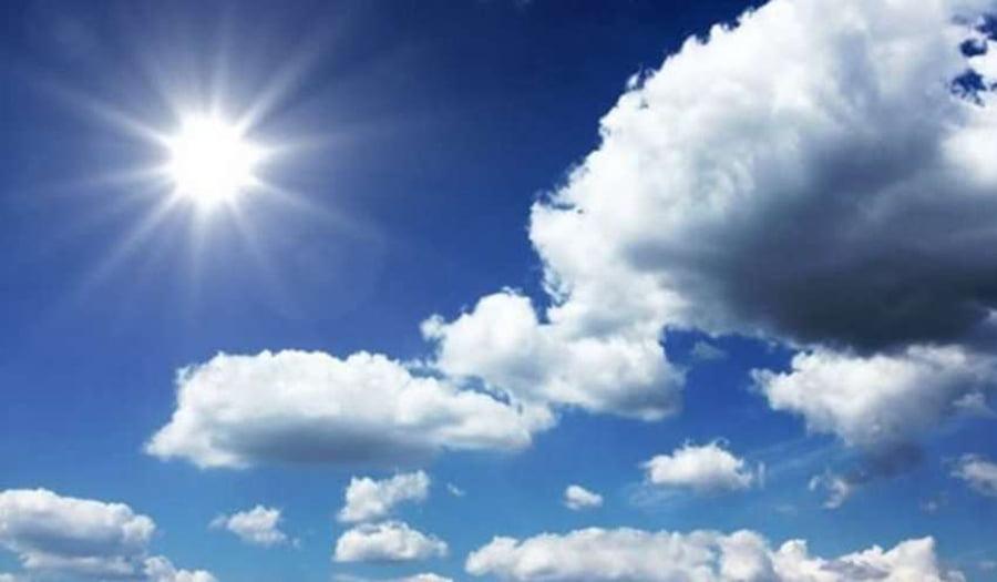 Sot mot me diell dhe vranësira kalimtare