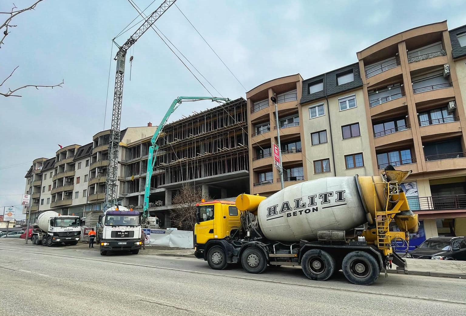 Rajoni i Prizrenit renditet i dyti në Kosovë për investime në ndërtim