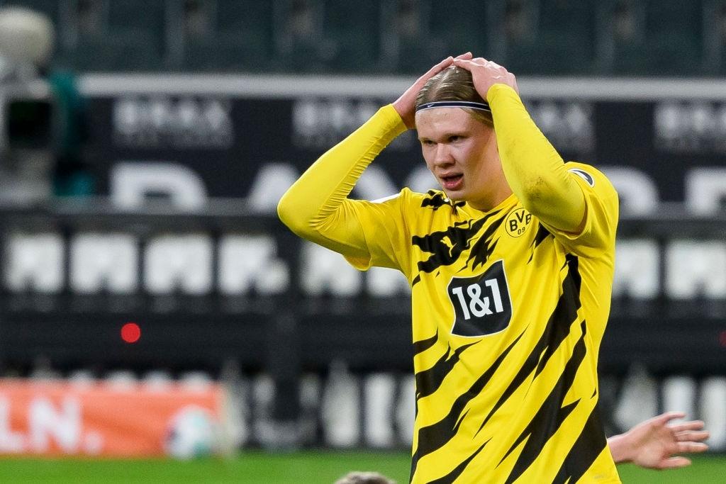Haaland i vendos ultimatum Dortmundit