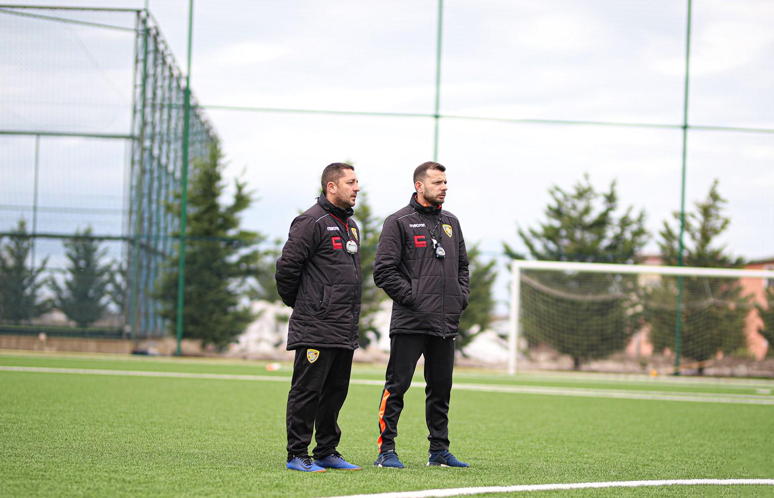 Trajneri i Ballkanit: Jam i kënaqur me futbollistët e mi, treguan angazhim dhe dëshirë për të fituar