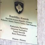 Prokuroria e Prizrenit kërkon caktimin e paraburgimit për 5 persona