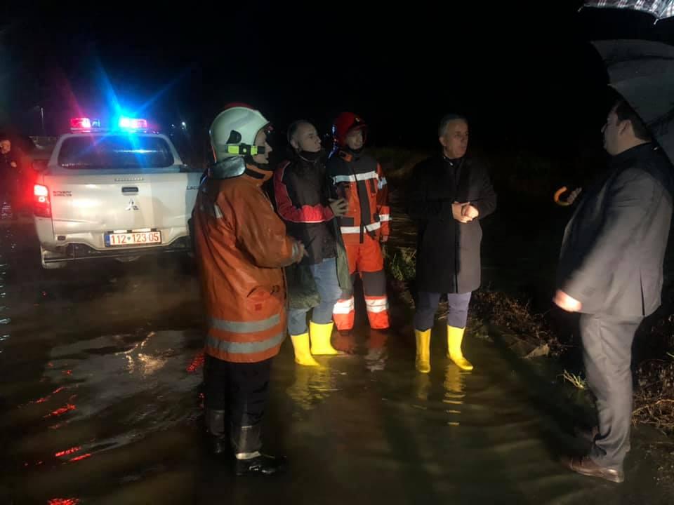 Rëndohet gjendja në shumë komuna të Kosovës, Muharremaj me ekipe kujdestare në terren
