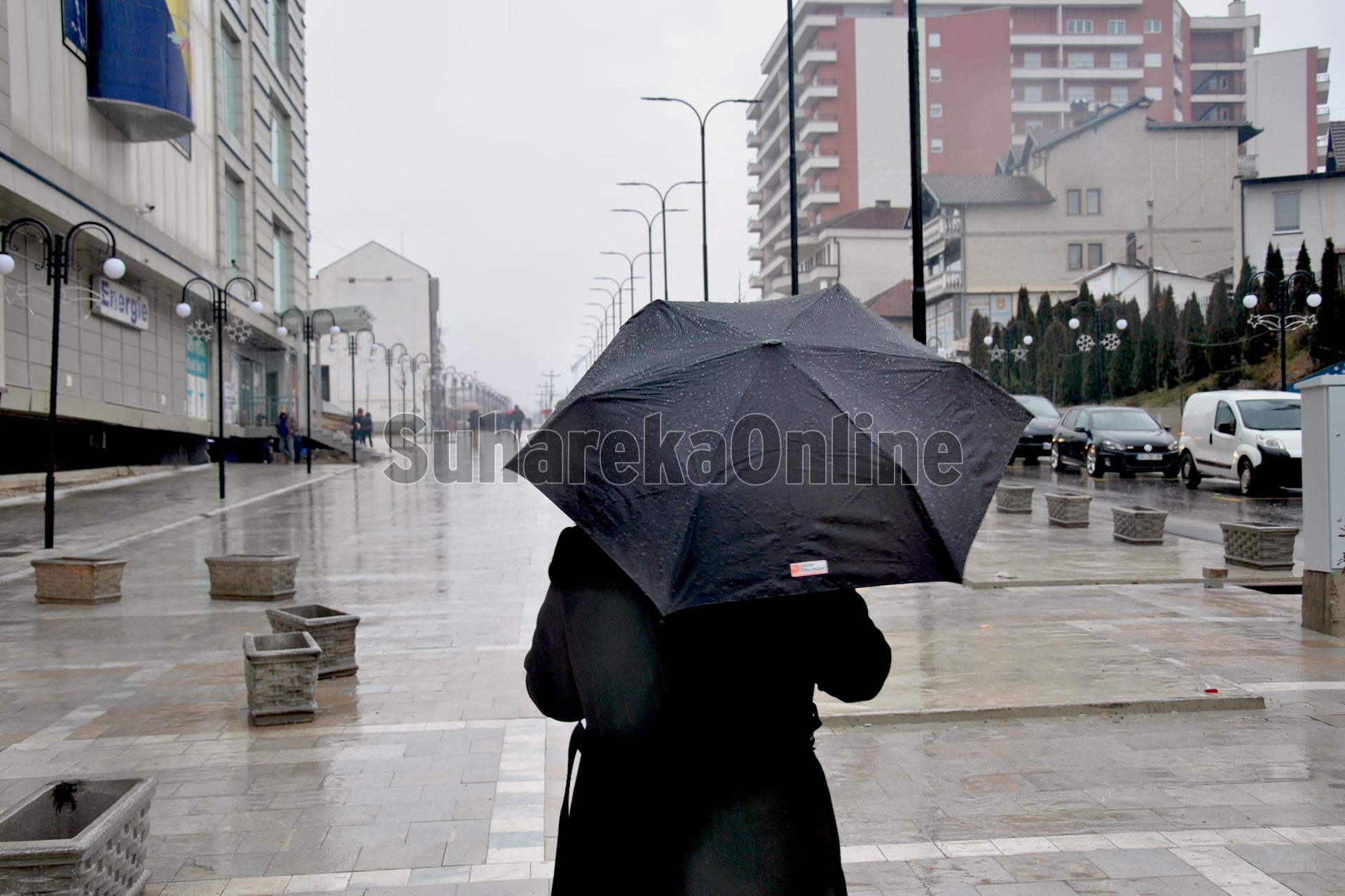 Sot mot i vranët dhe me shi