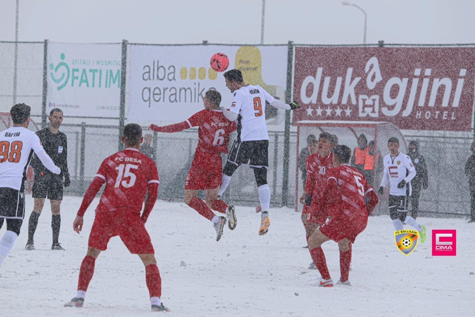 Renditja tabelare në Superligën e Kosovës pas tri ndeshjeve të xhiros së 19-të