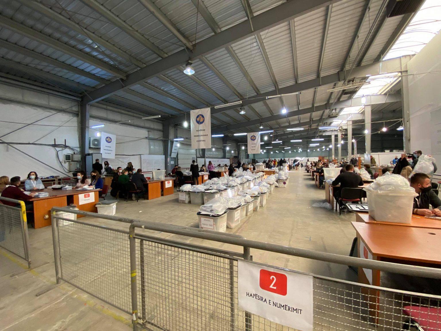 KQZ'ja fillon numërimin e votave të diasporës