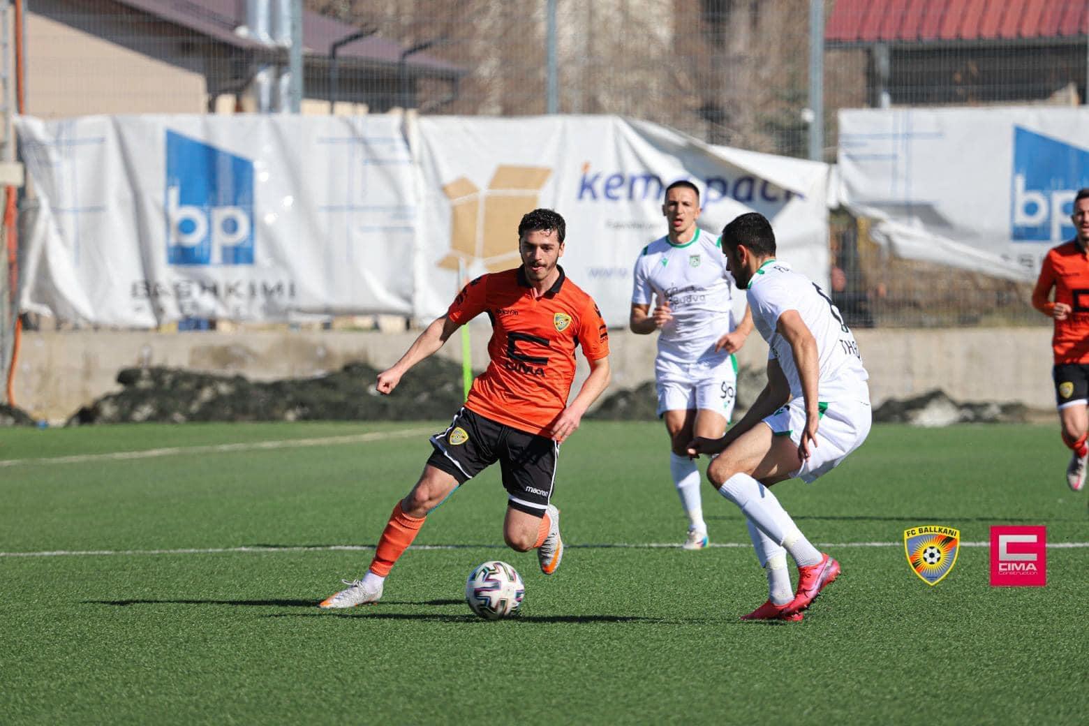 Nesër superndeshje në Superligë, SC Gjilani – FC Ballkani