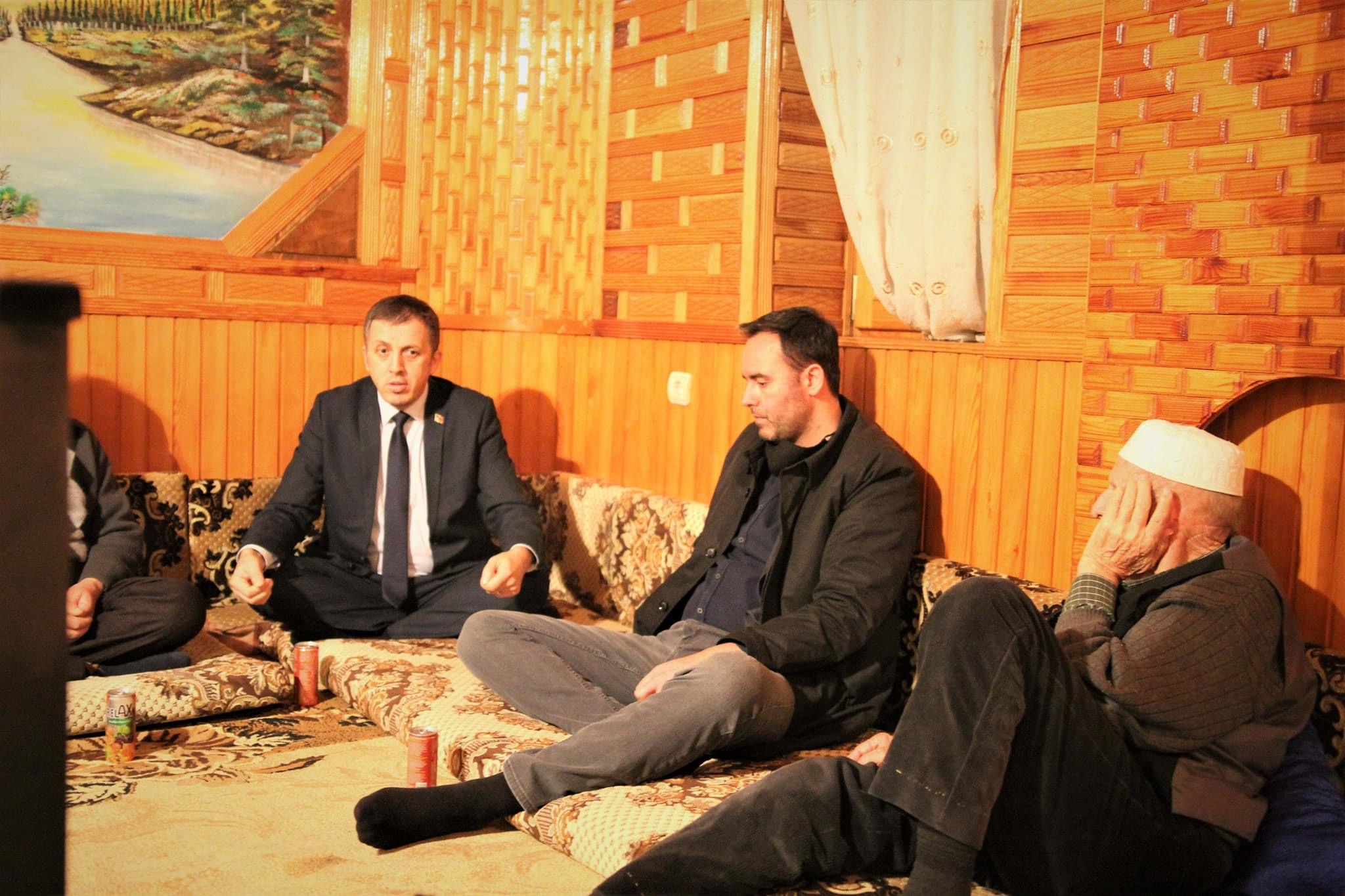 Konjufca e Zyba në Sllapuzhan: Domosdoshmëria  për ndryshime është jashtëzakonisht e madhe