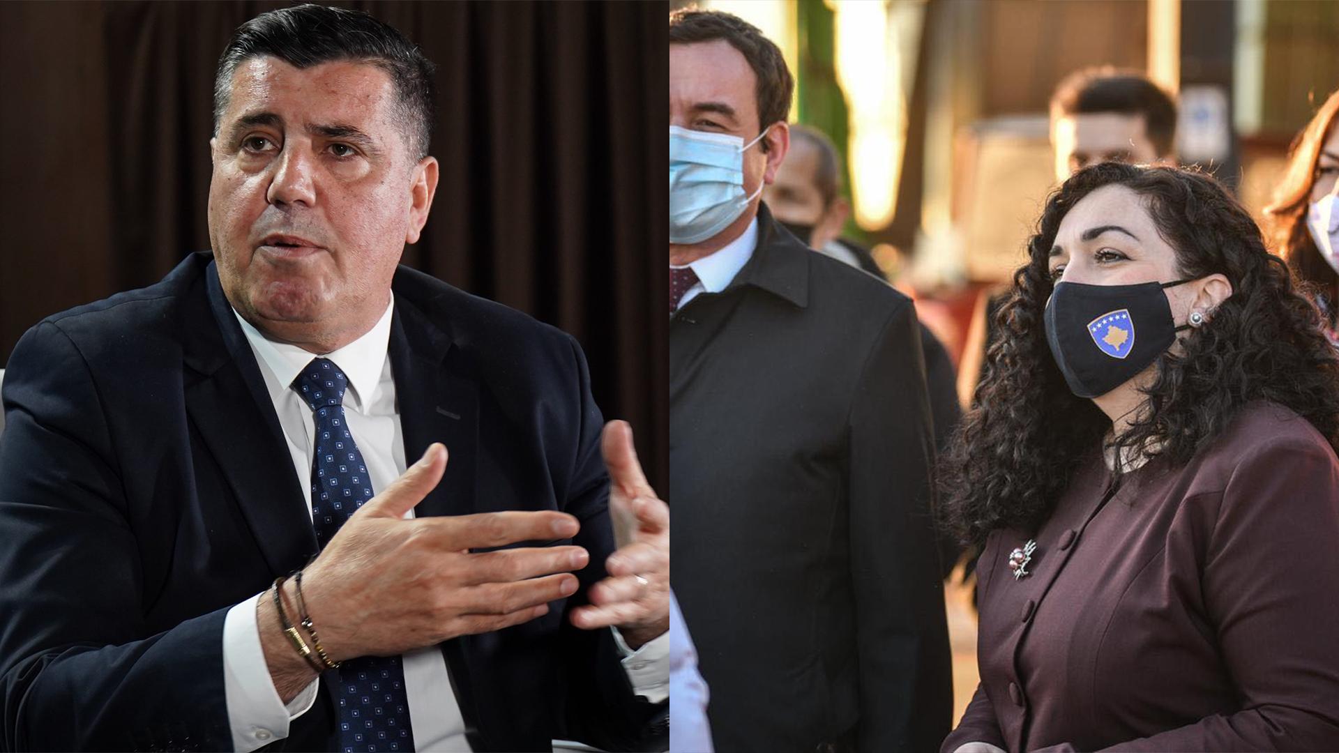 Haziri: Osmani është fituese e zgjedhjeve, ajo i ka dhënë oksigjen politik listës zgjedhore të VV'së