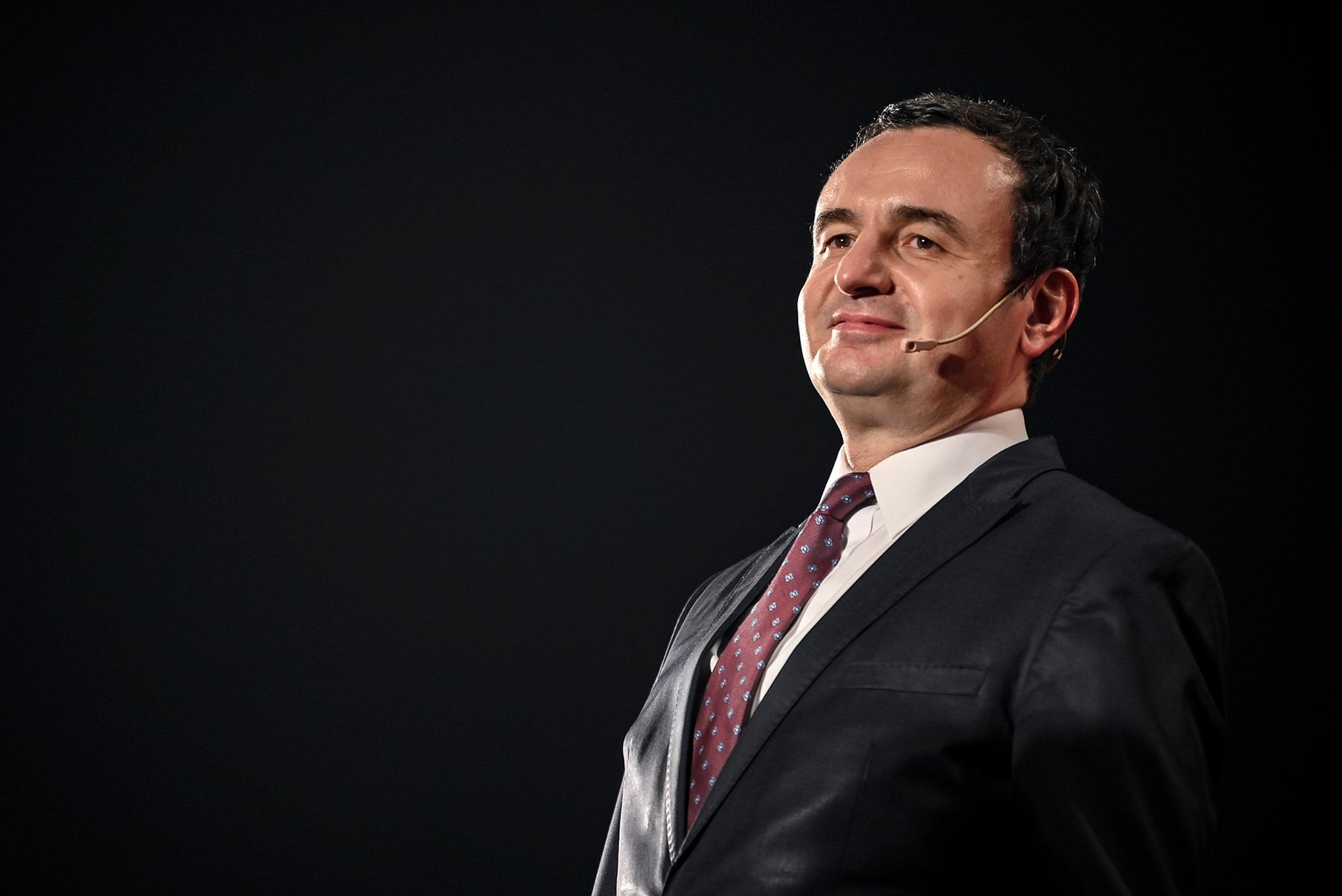 Kurti: Pagën minimale do ta rrisim në 250 euro
