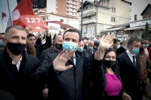 Osmani e Kurti: U vërtetua se zgjedhjet ishin referendum
